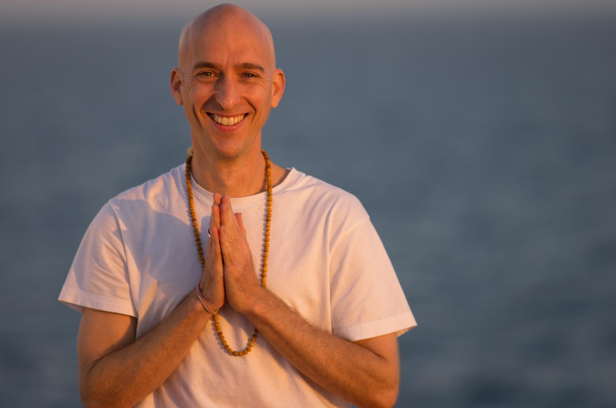 Fred Busch's 10-Day Yoga Transformation