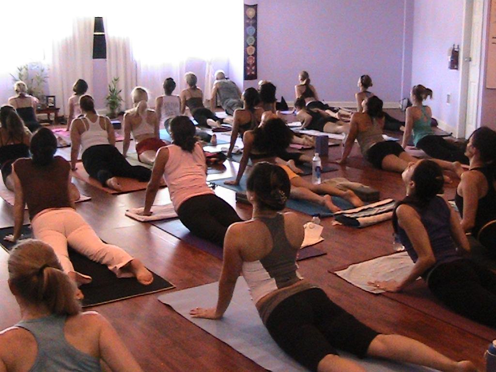 Conscious Entrepreneurs looking to Yoga Studio Franchises