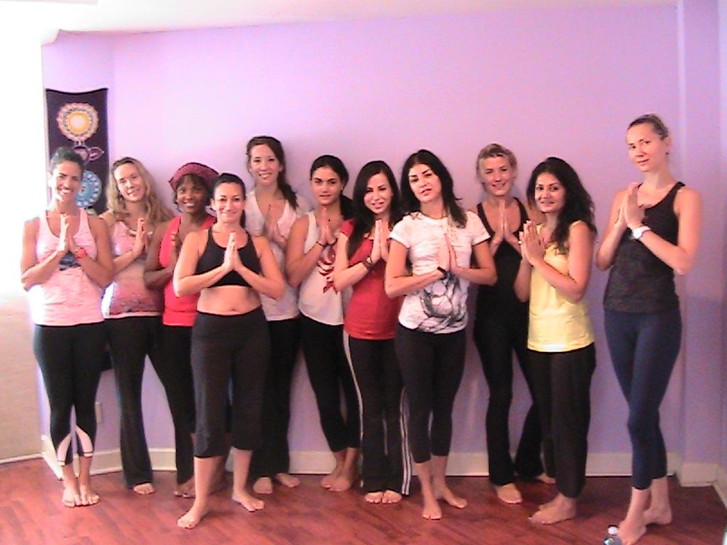 Yoga Teacher Training with Fred Busch