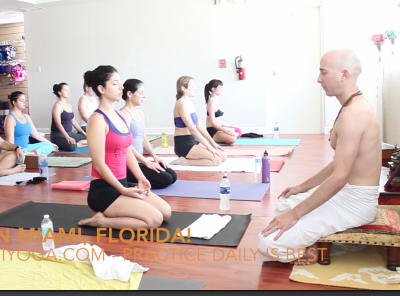 Home Yoga Practice with Fred Busch