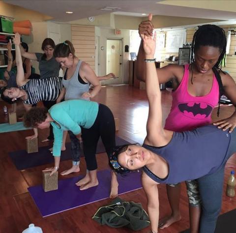 how to write a testimonial for a yoga teacher