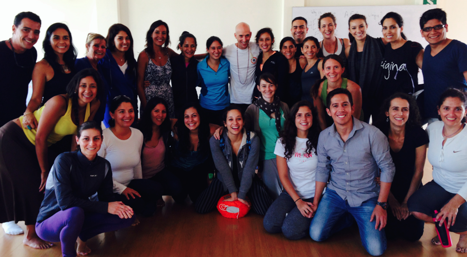 Yoga Teacher Training Testimonials